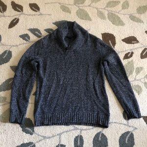Classic Fat Collar Sweater